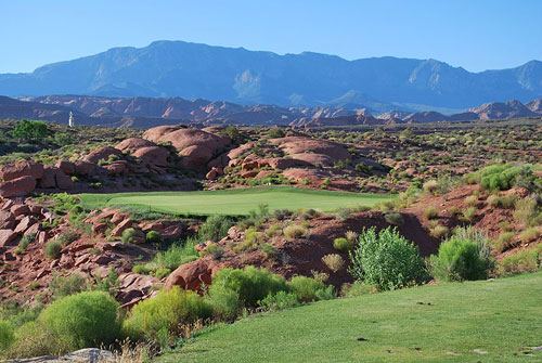 Coral Canyon Golf Course Thumbnail Image