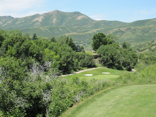 Mountain Dell Lake Course Thumbnail Image