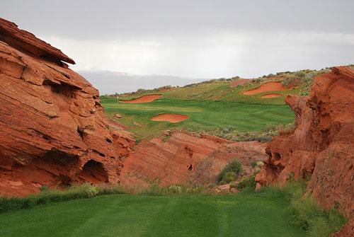 Sand Hollow Championship Course Thumbnail Image