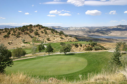 Palisade State Park Golf Course Thumbnail Image